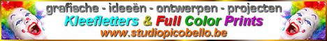 Kleefletters, Logo's, Reclameborden, Tribals, Stripings ... Voor alle toepassingen ... Bestel on-Line ... Snel en voordelig